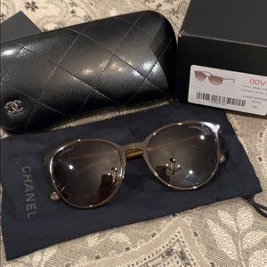Chanel sunglasses style# 5394H